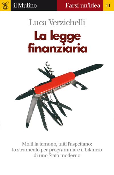 Cover La legge finanziaria
