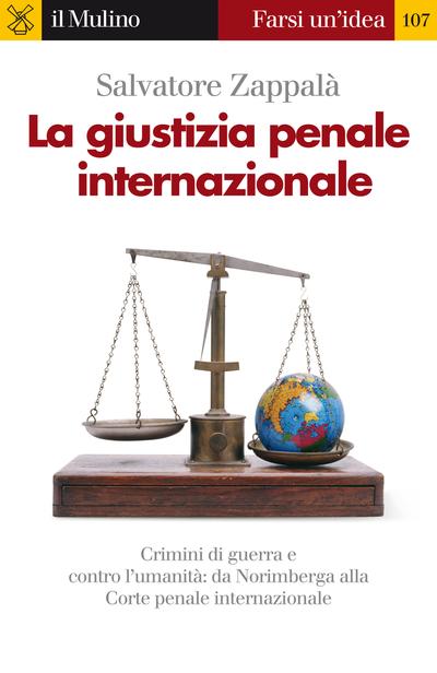 Cover International Criminal Justice
