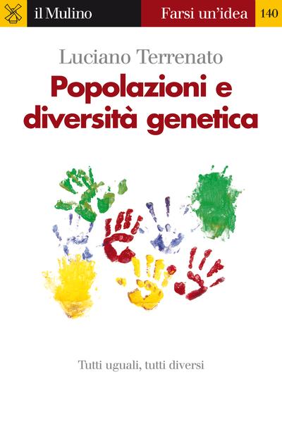 Copertina Popolazioni e diversità genetica