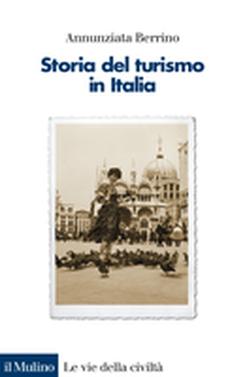 copertina Storia del turismo in Italia