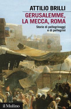 copertina Jerusalem, Mecca, Rome