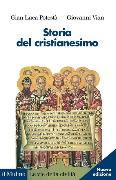 Cover Storia del cristianesimo