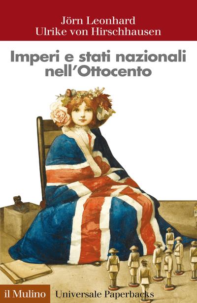 Cover Imperi e stati nazionali nell'Ottocento