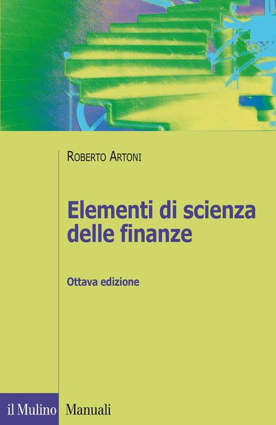 Cover Elementi di scienza delle finanze