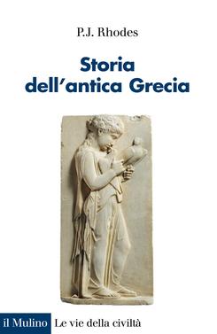 copertina Storia dell'antica Grecia