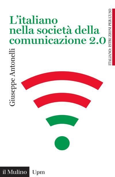 Cover L'italiano nella società della comunicazione 2.0