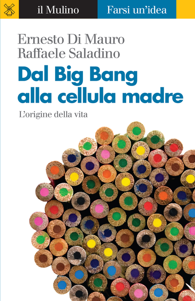 Cover From the Big Bang to the Parent Cell