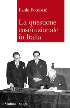 copertina La questione costituzionale in Italia