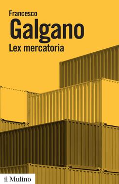 copertina Lex mercatoria