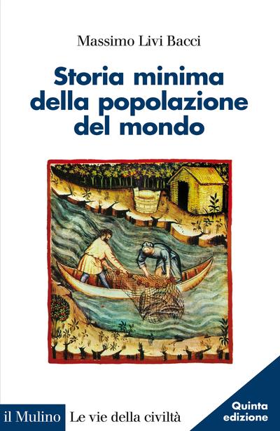 Cover Storia minima della popolazione del mondo