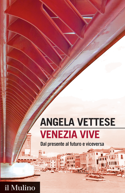 Cover Venice Lives