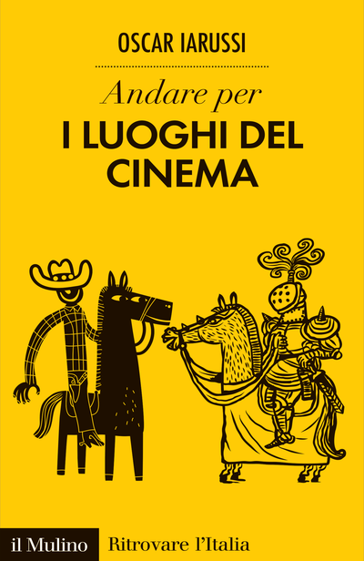 Cover Discover Italy's Cinema Sites