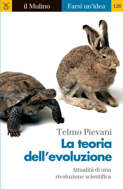 Cover La teoria dell'evoluzione