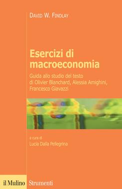 copertina Esercizi di macroeconomia