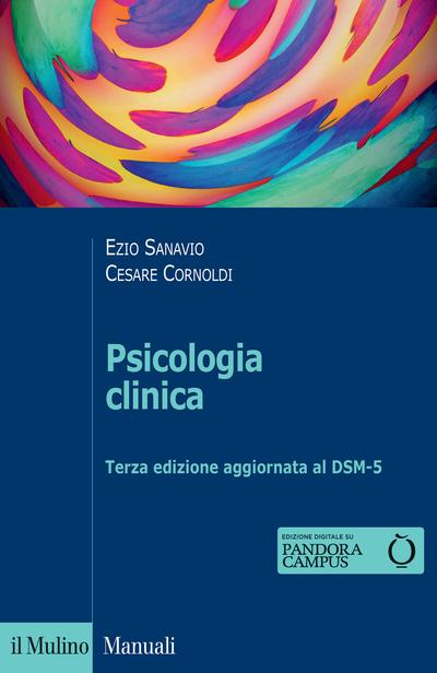 Cover Psicologia clinica