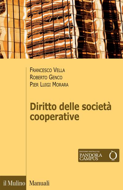 Cover Diritto delle società cooperative