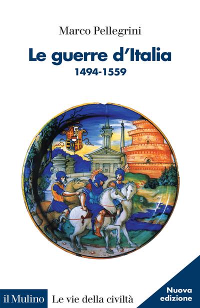 Cover Le guerre d'Italia