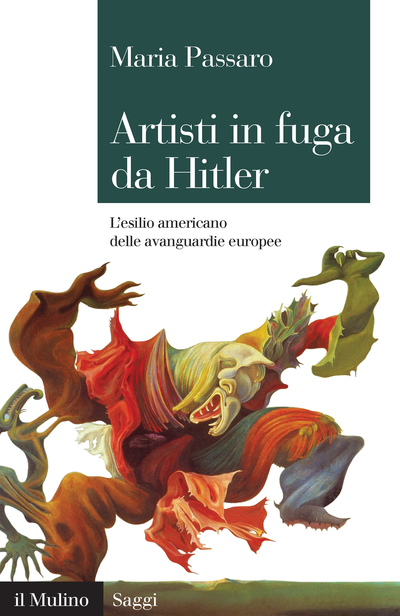 Cover Artisti in fuga da Hitler