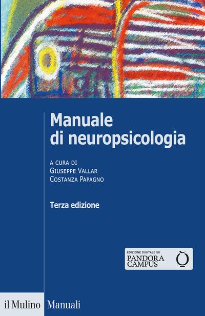 Cover Manuale di neuropsicologia