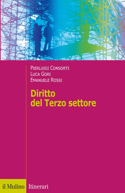 Cover Diritto del Terzo settore