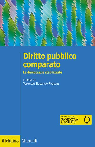 Cover Diritto pubblico comparato