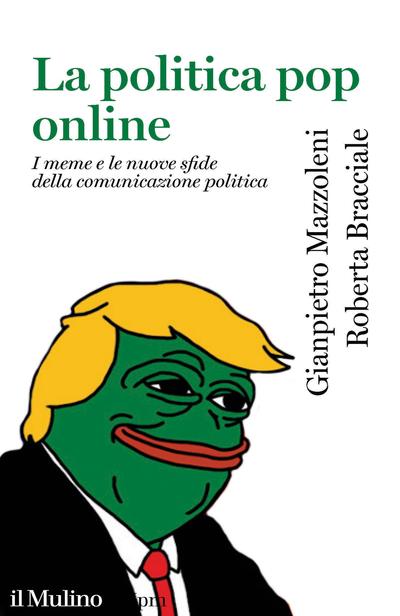 Copertina La politica pop online