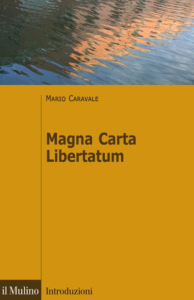 Cover Magna Carta Libertatum